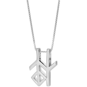 Alrun Runic Necklace - Wisdom