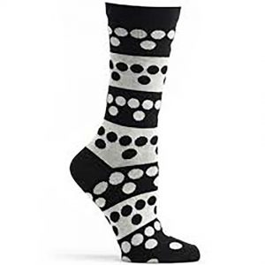 Big Dots Black & White